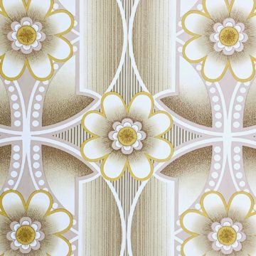 Vintage 1970s retro wallpaper 2