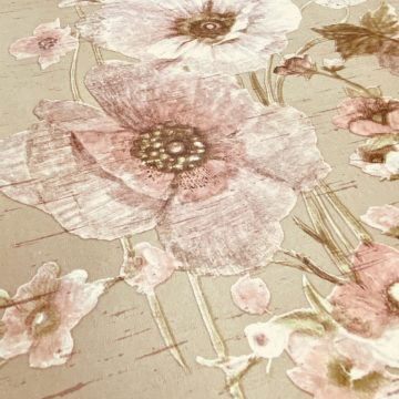 Vintage Romantic Floral Wallpaper 6