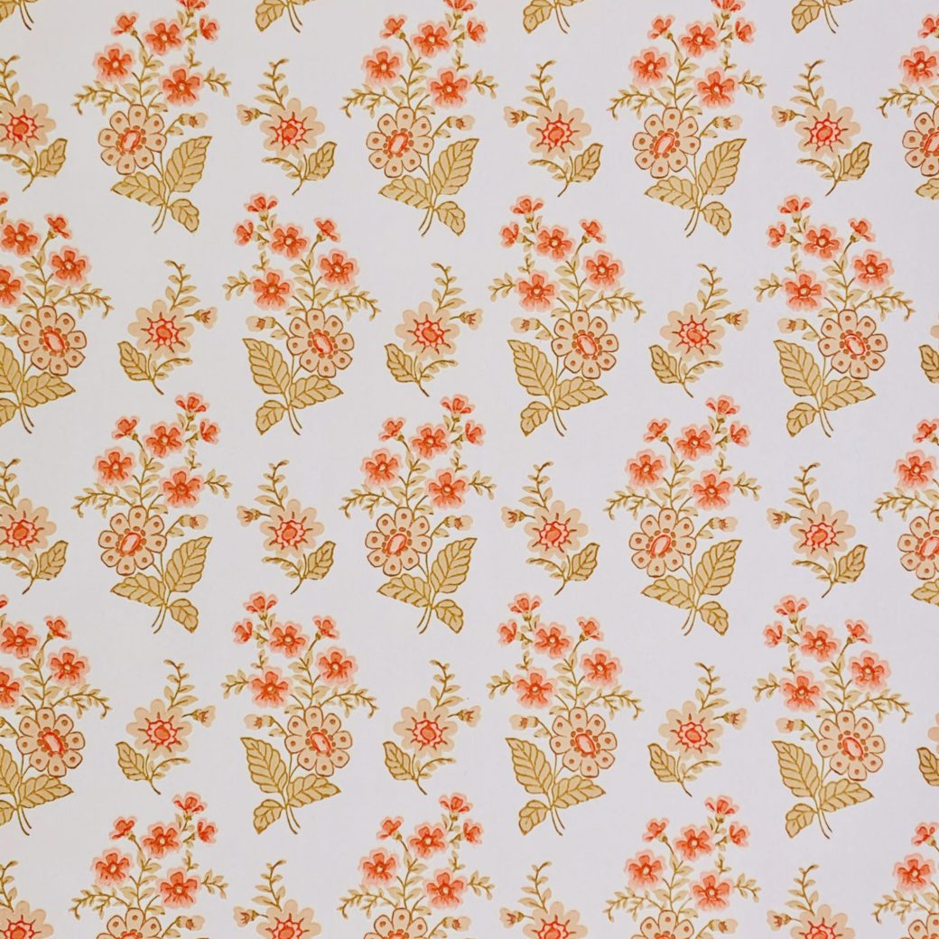 Vintage romantic wallpaper 1