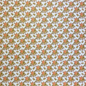 Vintage Small Flowers Wallpaper 1