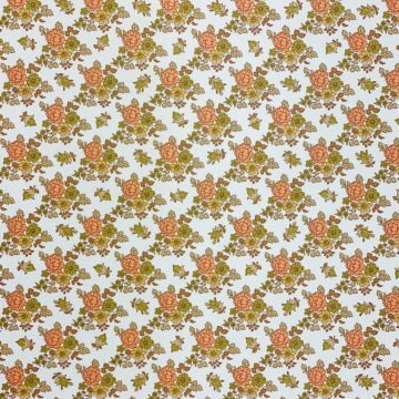 Vintage Small Flowers Wallpaper 5