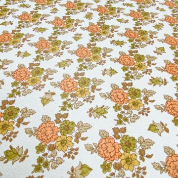 Vintage Small Flowers Wallpaper 8