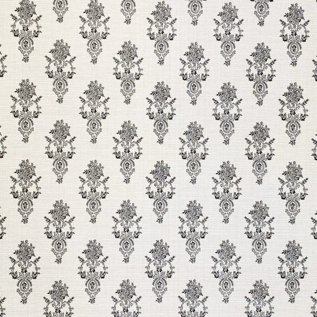 Vintage Small Pattern Baroque Wallpaper4