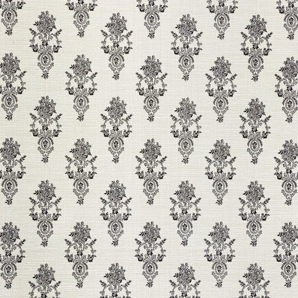 Vintage Small Pattern Baroque Wallpaper5