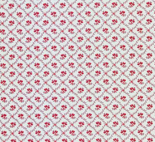 Vintage small pattern flower wallpaper