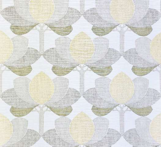 Vintage Three Pattern Wallpaper 1