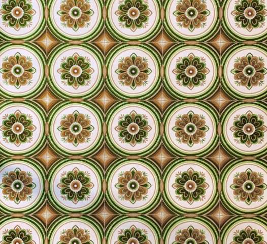 Vintage tile wallpaper 5