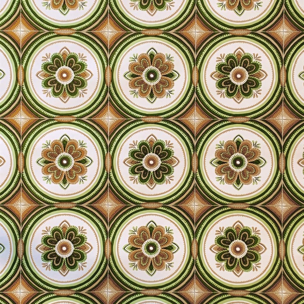 Vintage tile wallpaper 2 2