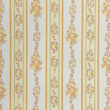 Yellow striped wallpaper 2