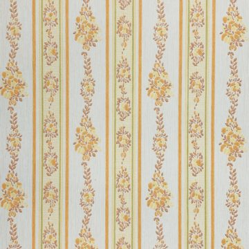 Yellow striped wallpaper 1