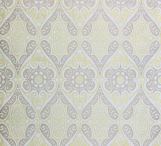 Yellow Geometric Wallpaper